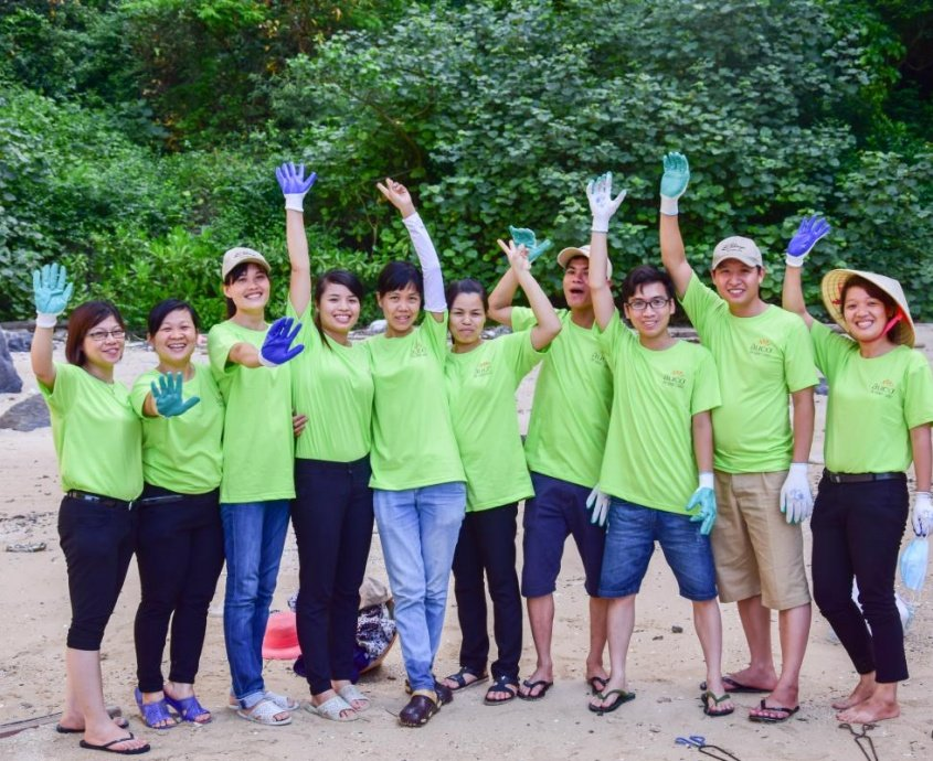 HalongBay Cleanup Event