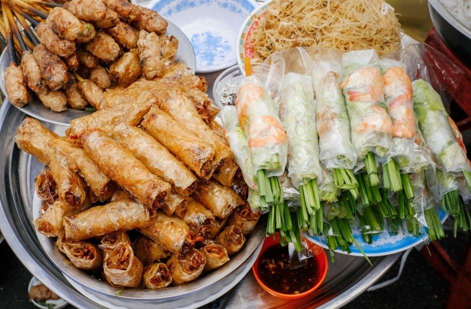 vietnam undiscovered street food land asia dmc. Black Bedroom Furniture Sets. Home Design Ideas