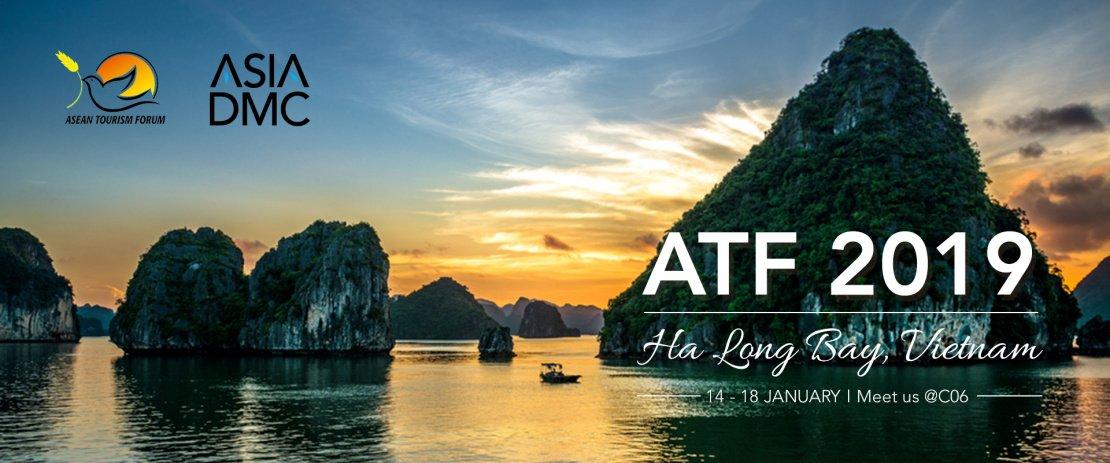 Vietnam Hosts ATF 2019 at Halong Bay | ASIA DMC