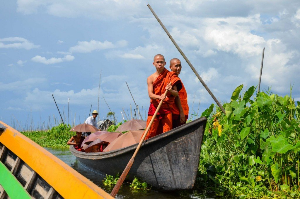 ASIA DMC – FREE 9 days Myanmar Small Group Escorted Famil